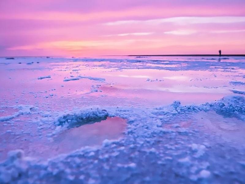 Оздоровительный отдых на солёном озере Эльтон