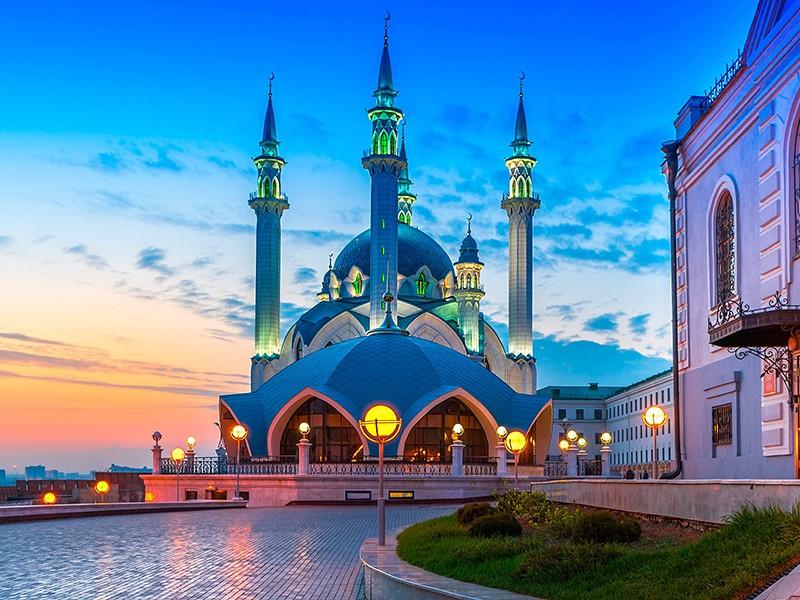 Казань-Болгар-Свияжск