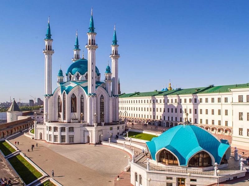 «Многоликая Казань» 8 марта