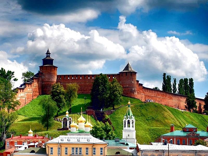 Майские зарисовки нижегородской земли (7-11 мая)