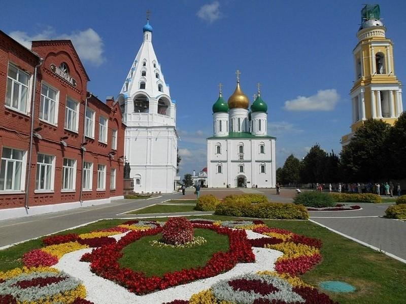 Три цитадели земли Русской
