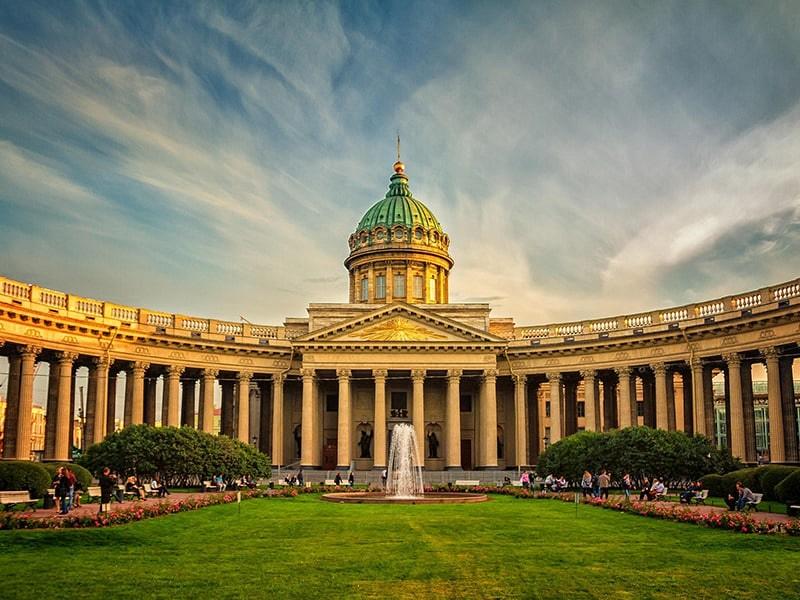 Блистательный Санкт-Петербург + Карельская сказка!