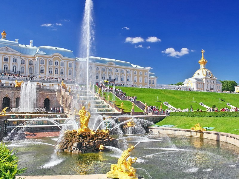 1 мая в Санкт-Петербурге
