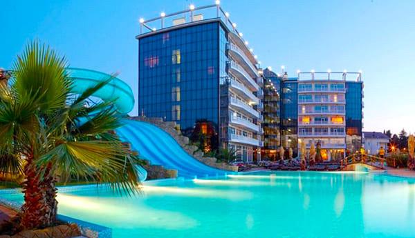 SPA-отель