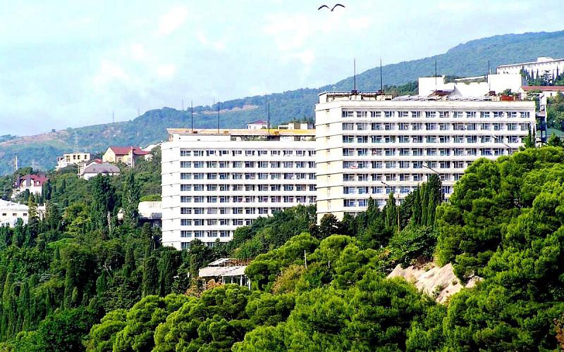 Санаторий МИСХОР (Ялта, Кореиз)